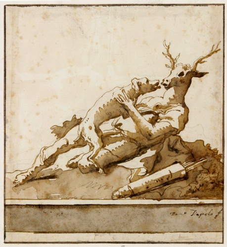 giandomenico-tiepolo,-atteone