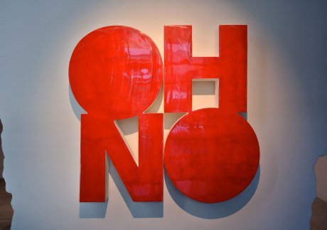 Doug Aitken, Oh no! (red), 2012