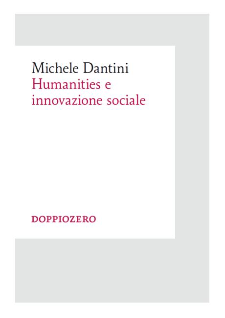 Humanities e innovazione sociale