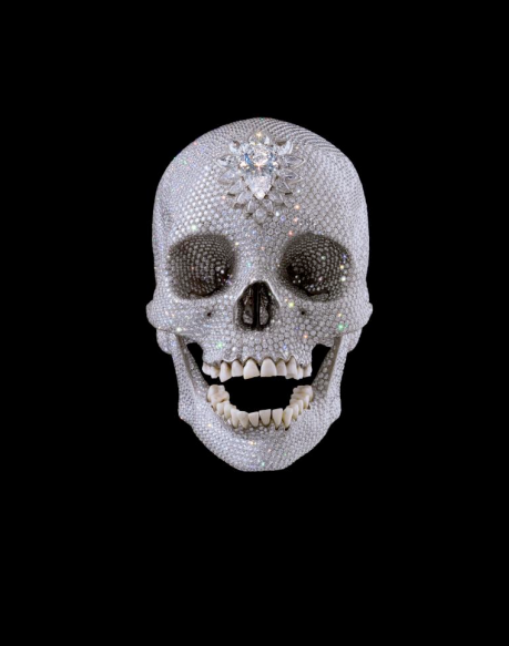 Damien-Hirst-For-the-LOve-of-God-2007